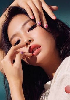 K-pop Idol and fashion inspiration Blackpink Jennie Kim Jennie, Blackpink Makeup, Makeup Looks, Makeup Inspo, Makeup Ideas, Makeup Tutorials, Beauty Makeup, Make Up Inspiration, Fashion Inspiration