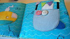 Babys erste Stoff Buch/Tuch Buch/weich von nenimav auf Etsy