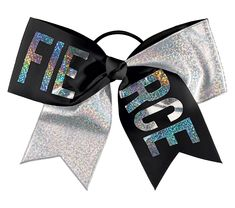 Put your game face on with this FIERCE cheerleader metallic hair bow. Cheerleading Hair Bows, Cheerleading Jumps, Cheer Stunts, Cheer Bows, Cheer Hair, Victoria Secret Fragrances, Senior Guys, Cheer Pictures, Ribbon Hair Bows