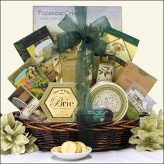 Great Arrivals Holiday Christmas Gift Basket, « Holiday Adds
