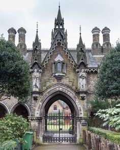 Holly Village is one of the most beautiful places in Highgate, London