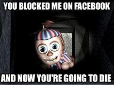 marionette fnaf - Google Search