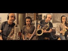 samba pa mi SAXOPHONE QUARTET DE ALFONS CARRASCOSA ( JOAN CHAMORRO & AND...Published on Apr 20, 2016 SAMBA PA TI SAXOPHONE QUARTET de ALFONS CARRASCOSA Ensemble music collection very soon !! in www.alfonscarrascosa.com  Andrea Motis ( saxos soprano y alto ) Joan Chamorro ( saxos tenor y baritono )  2016 Carles Ribera (técnico de grabación )  video Ramón Tort
