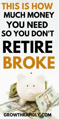 Like it or not, you will have to fund your retirement. However, the challenge is we're not sure how much is enough for retirement. Keep readings for tips to determine how much retirement savings is enough. retirement planning, saving for retirement Saving For Retirement, Early Retirement, Retirement Planning, Retirement Savings, Retirement Advice, Retirement Strategies, Teacher Retirement, Retirement Cards, Retirement Parties