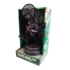 Star Wars Darth Vader Deluxe Desk Fan