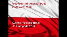 Prezydent RP Andrzej Duda w Stalowej Woli
