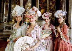Frock Flicks TBT: Marie-Antoinette (2006)