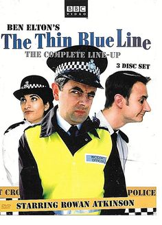 The Thin Blue Line The Complete Line-Up 2004 3 DVD BBC NEW SEALED FREE SHIP US | DVDs & Movies, DVDs & Blu-ray Discs | eBay!