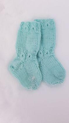 Baby Knitting Patterns, Hand Knitting, Knitted Baby, Newborn Baby Gifts, Baby Socks, Handmade Shop, 3 Months, Merino Wool, Lace Shorts