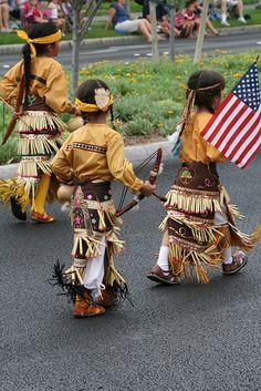 Petite Native Americans