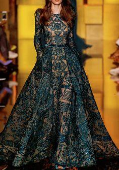 Elie Saab Haute Couture F/W 2015
