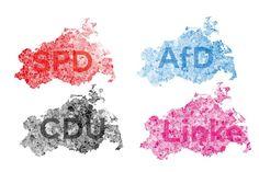 Bei der Landtagswahl in Mecklenburg-Vorpommern hat die SPD gewonnen und die AfD…