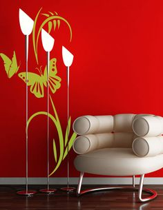 Wall Stickers Floral 113