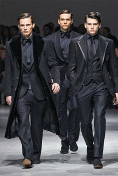 Corneliani FW 2012 , Men's Fashion Week