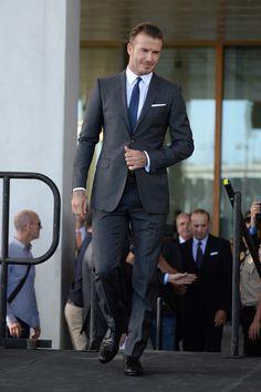 David Beckham Wears Burberry To Launch A Major League Soccer Franchise: http://thefashioncatalyst.com/site/2014/02/david-beckham-wears-burberry-to-launch-a-major-league-soccer-franchise/