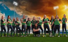 softball team composite image | mark curtis