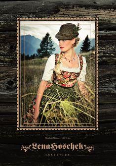 Lena Hoschek Tradition Autumn Winter 2013/14