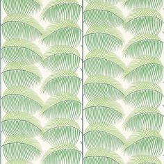 Sanderson Manila Behang Uit De Voyage Of Discovery Behangpapier Collectie 213367 -Luxury By Nature
