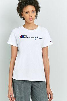 champion damen t-shirt s