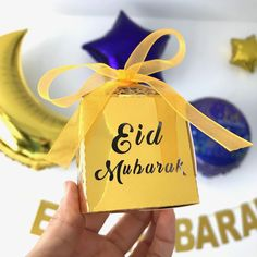 Eid, Place Cards, Place Card Holders, Christmas Ornaments, Holiday Decor, Party, Home Decor, Decoration Home, Room Decor