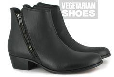 Jeanette Boot (Black)