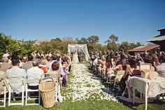 this whole wedding is beaut. so many ideas