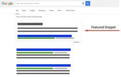 Notícia falsa invade snippets em destaque do Google