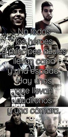 Es cierto... Los amo!!