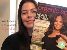 Laila Ali, Organic Spa &...Mommy Greenest? - http://www.mommygreenest.com/laila-ali-organic-spa-mommy-greenest/
