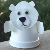 Preschool Crafts for Kids*: 13 great Arctic Animals Crafts for Kids