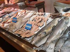 Recopilatorio de recetas de pescado