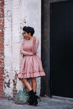 Kyrzayda fashion blogger