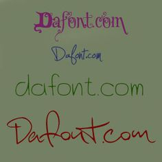 www.dafont.com --- lots of awesome fonts free (for personal use!)