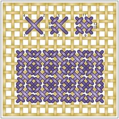 Tapestry Stitches