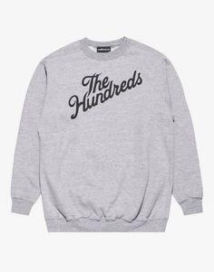 The Hundreds Online Shop - Shop the latest collections by The Hundreds at OnTheBlock The Hundreds, Caps For Women, Graphic Sweatshirt, T Shirt, Grey Sweater, Street Wear, Sweatshirts, Sweaters, Jackets
