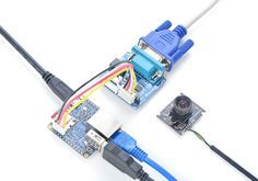 USB camera using a $7 NanoPi (NEO)