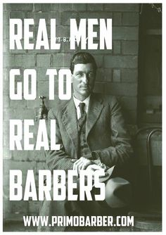 My man does. No stylist for him....barber all the way!