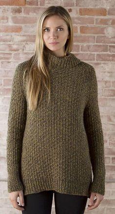 Smithfield pullover : Knitty.com - Winter 2014
