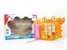 Colorful Baby Intelligent Phone Toy Electric Plastic Horse Toy Telephone with EN71, View toy telephone, Jintoys Product Details from Jinming Toys & Crafts Imp.& Exp. Co., Ltd. on Alibaba.com