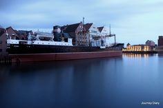 SS Soldek, Gdansk