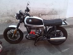 BMW R 45 | Elices Moto Racing