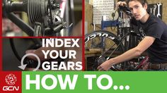 Looking for smooth shifting? Here's our full guide on how to index your gears. Like our videos? Become a fan by clicking here: http://gcn.eu/SubscribeToGCN P...