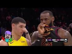 Sports News - Last night the Los Angeles Lakers took a trip to Cleveland to take on LeBron James in the Cavaliers. The Cavaliers finish the game off strong w. Sports Highlights, Lebron James, Sports News, Game, Sayings, Night, Music, Youtube, Venison