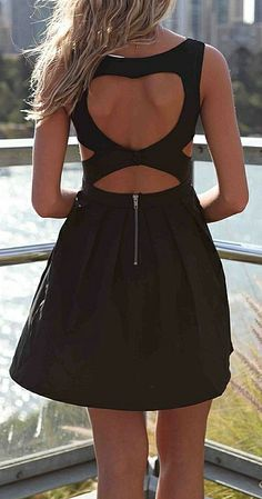 Perfect LBD. // #fashion #style