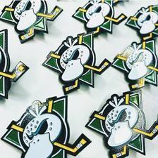 Anaheim Ducks Hat, Pin Enamel, Pokemon Pins, Badge Logo, Pin Collection, Whimsical, Great Gifts, Handmade, Etsy