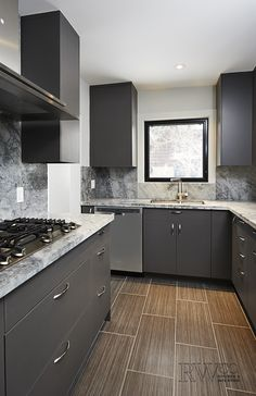 Modern Kitchens by the Robert Webster Company - Toronto, ON  http://rwctoronto.com