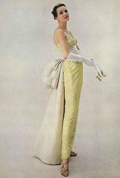 Photo by Roger Prigent, Vogue, 1952