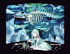 「骨の城」/「ぱた」の漫画 [pixiv]