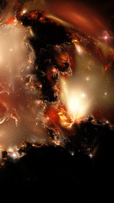 Kari Nebula #iPhone #5s #Wallpaper