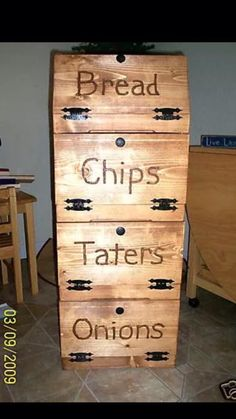Potato Bin By Jayscountrycreations On Etsy Https Www